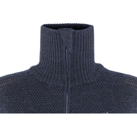 Bergans Ulriken Suéter Mujer, dark blue mel